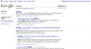 Google New Search